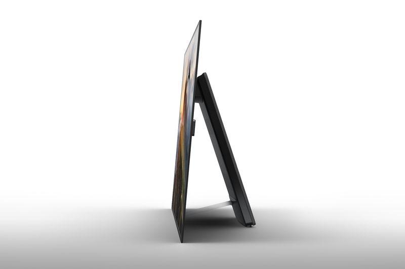Сони представила навыставке вСША новые OLED-экран и камеру