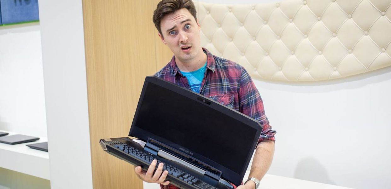 Крутые ноутбуки с CES 2017, которые ты никогда не купишь