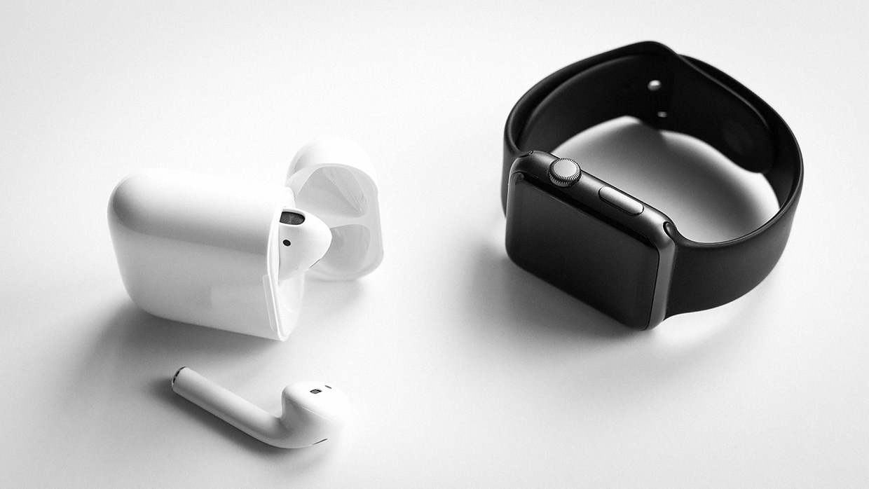 Почему AirPods + Apple Watch = ❤