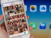 Как перенести большой архив фото в iCloud?