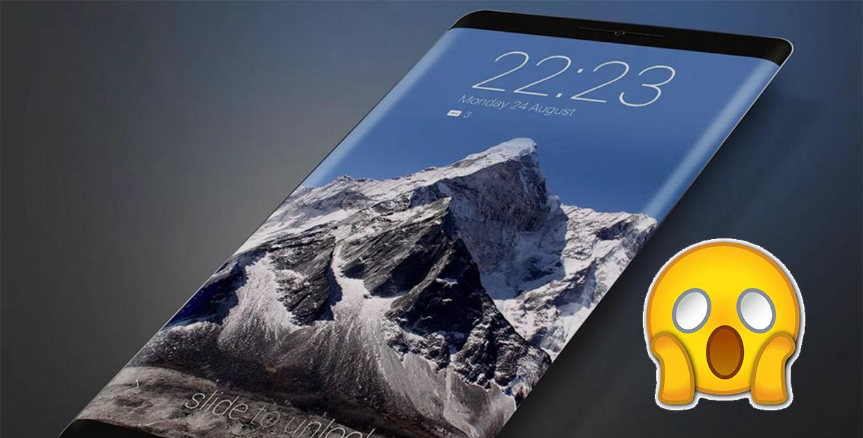 iPhone 8 могут «обернуть» в 5,8-дюймовый дисплей