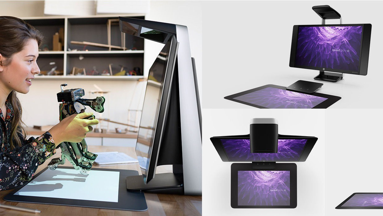 HP поразила моноблоком с двумя экранами. Хочется купить