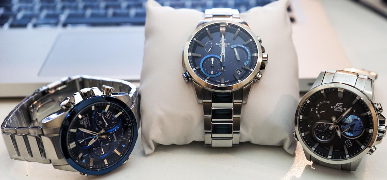 Вынужден признать, что новые Casio круче Apple Watch