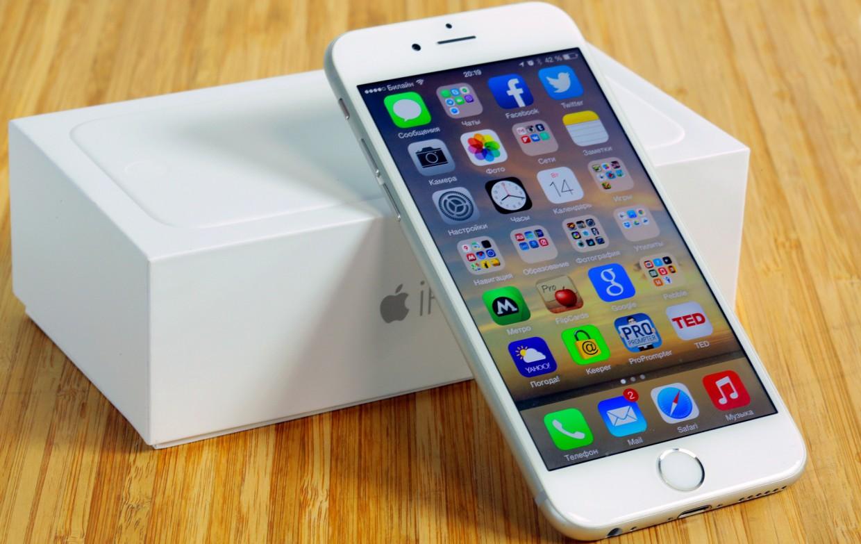 Оренбуржец отсудил у Связного 110 тыс. рублей за бракованный iPhone 6
