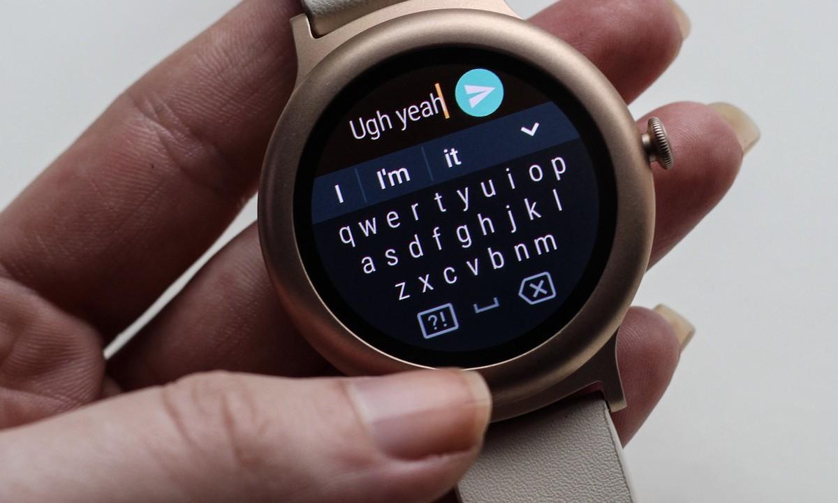 Выпуск платформы для носимых устройств андроид Wear 2.0