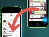 Можно ли перенести переписку Viber и WhatsApp с Android на iOS?