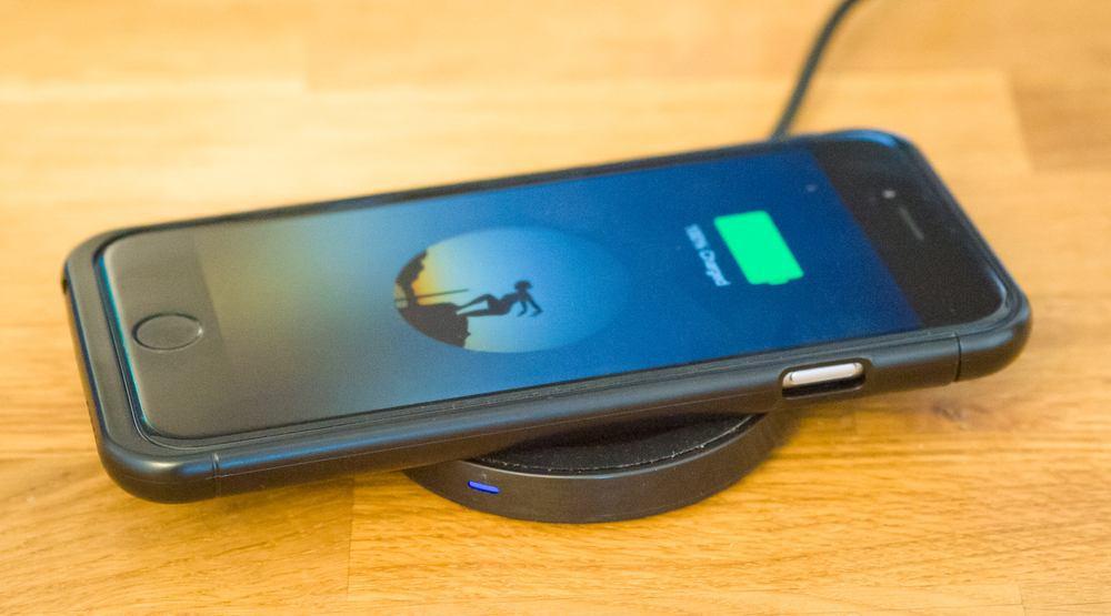 Скоро мы сможем заряжать iPhone за считанные минуты