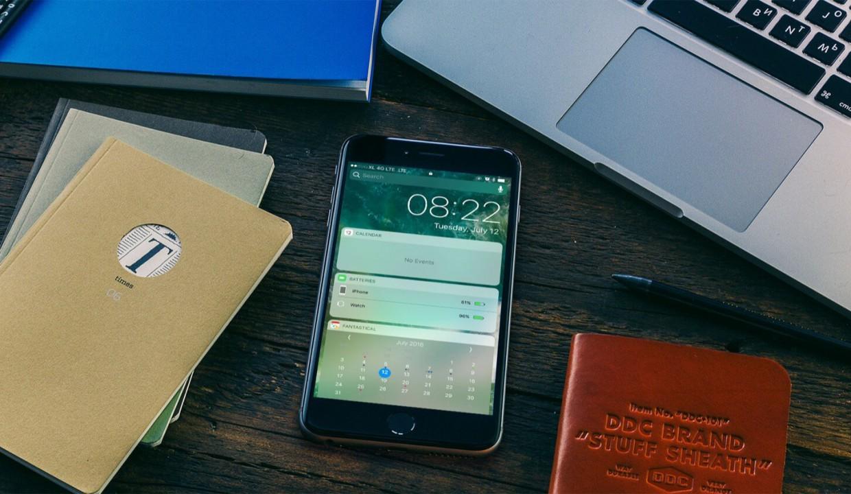 Apple выпустила iOS 10.3 beta 6 для всех