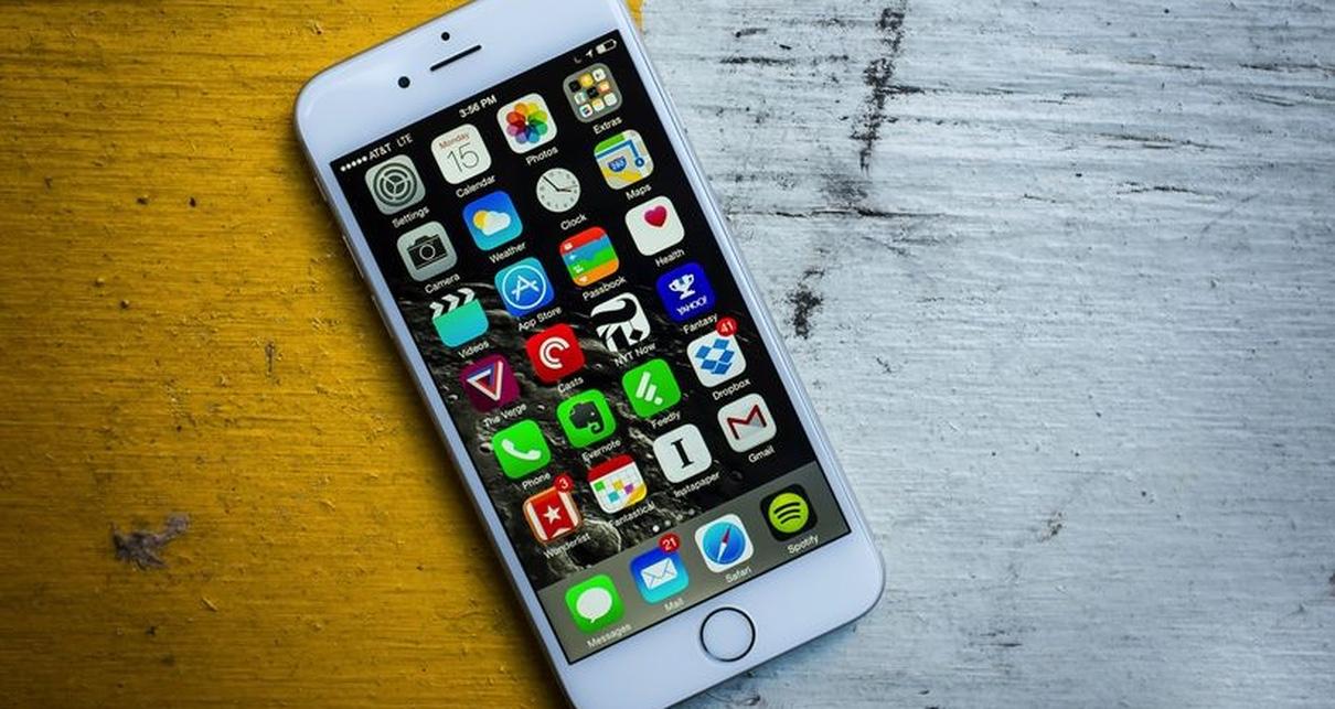 Все айфоны в этом году получат True Tone дисплей
