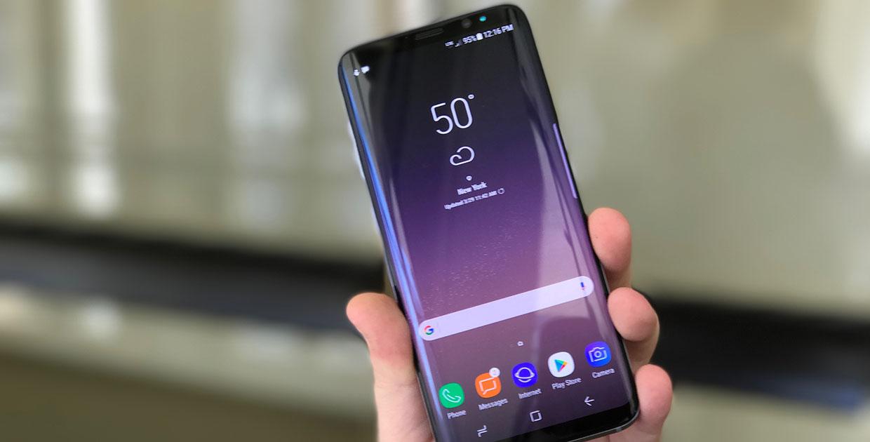 Мы потрогали Galaxy S8. Он очень крут