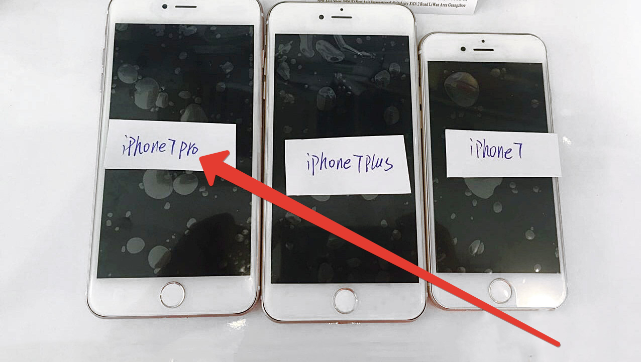 Вот почему Apple сливает шпионские фото новых iPhone