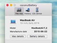Откуда у нового MacBook есть износ аккумулятора