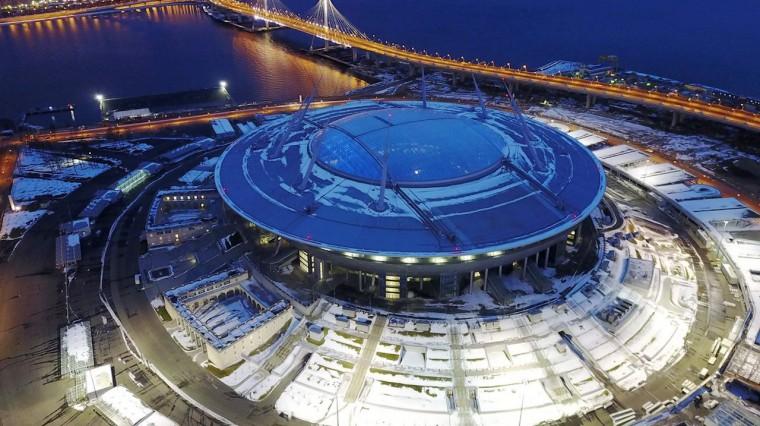 Я сходил на стадион за 43 млрд рублей. Всё не так ужасно