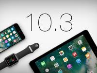Какие приложения работают на iOS 10.3, а какие нет