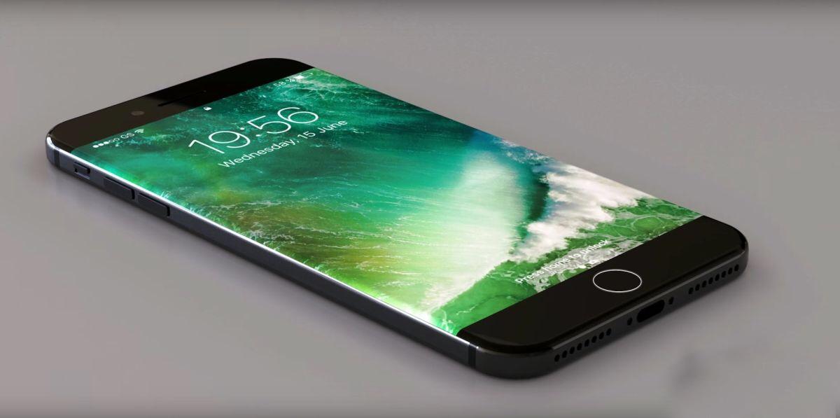 Появилось первое «живое» фото безрамочного iPhone 8