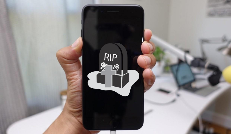 Найден новый способ «убить» iPhone из-за бага вiOS 10