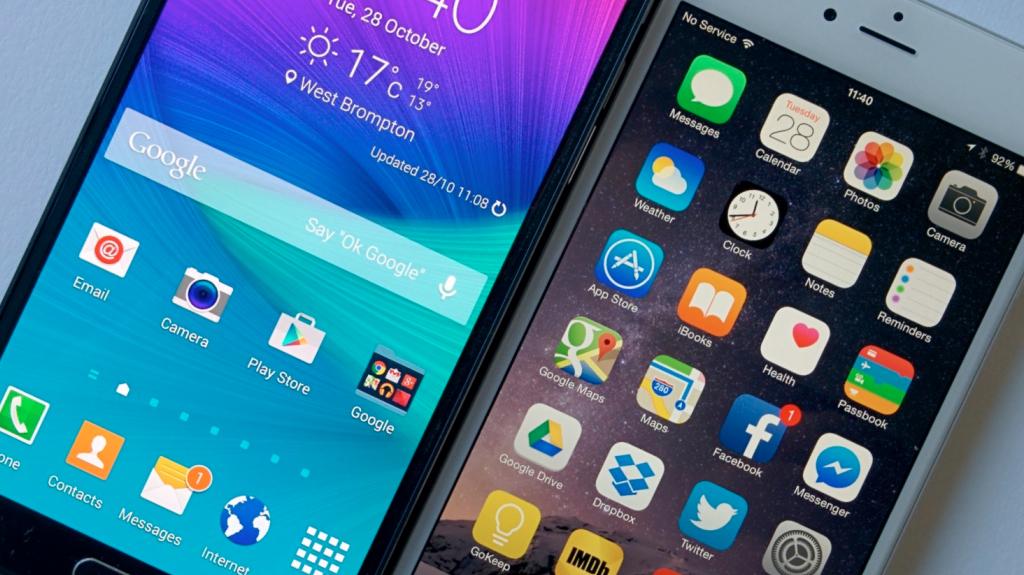 Психологи нашли разницу между владельцами iPhone и Android-смартфонов