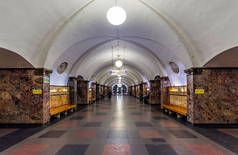 Metro_MSK_Line2_Dinamo_Central_Hall