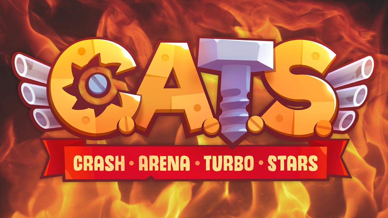 Русские жгут в App Store. Обзор игры CATS: Crash Arena Turbo Stars