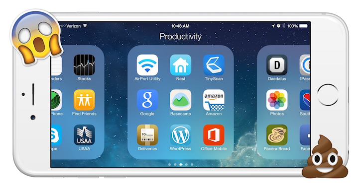 Почему iPhone Plus никогда не заменит iPad