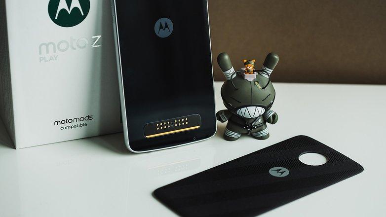 Это Motorola, которую все ждали. Обзор Motorola Moto Z Play