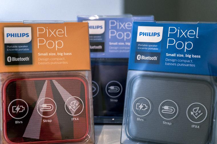Выиграй громкую колонку Philips Pixel Pop для пикников тут. На кону целых 3 приза (есть победители!)