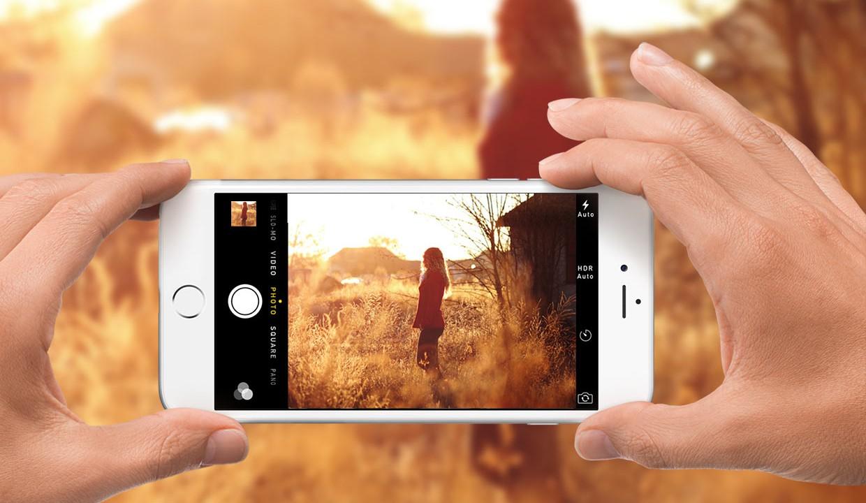 Два «костыля» при съемке в контражуре на камеру iPhone