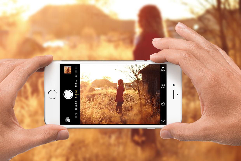 как лучше фотографировать на айфоне произведение