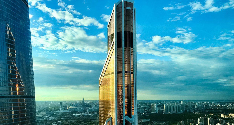 Побывали на 58 этаже в «Москва-Сити». Неоднозначные впечатления
