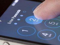 Стираем пароль разблокировки iPhone