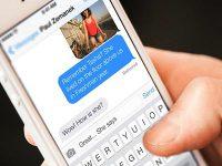 Почему в сообщениях iPhone постоянно подставляет удаленный контакт