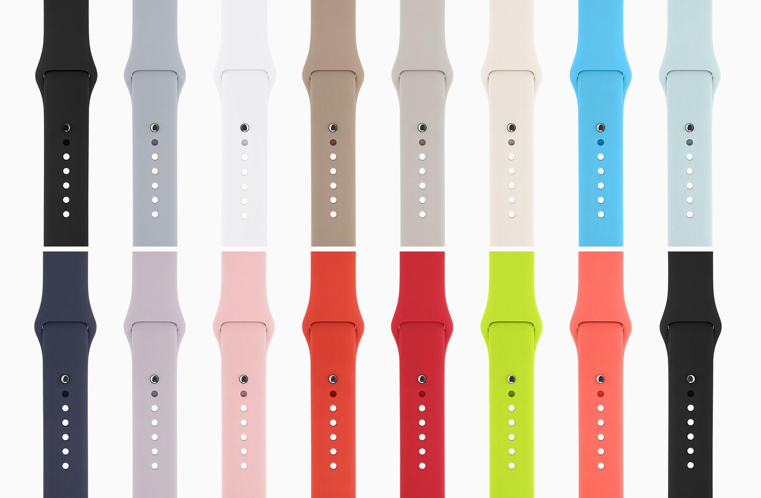 Покупать нужно только 3 ремешка для Apple Watch. Я попробовал