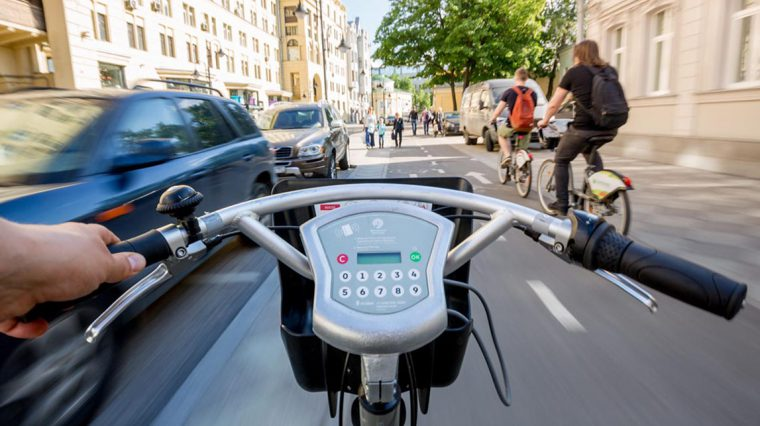 Как взять велосипед напрокат в Москве
