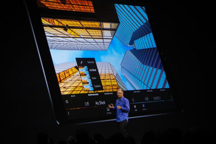 Apple представила новейшую модель iPad Pro