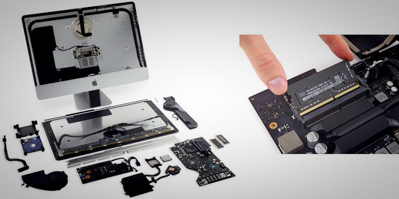 iFixit разобрали новые iMac, MacBook и MacBook Pro 2017