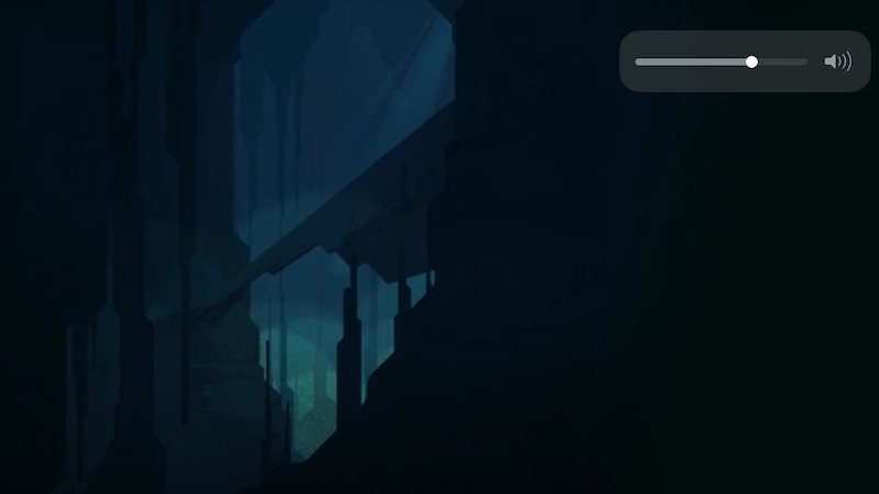 Слайдер громкости в iOS 11 теперь выглядит по-человечески