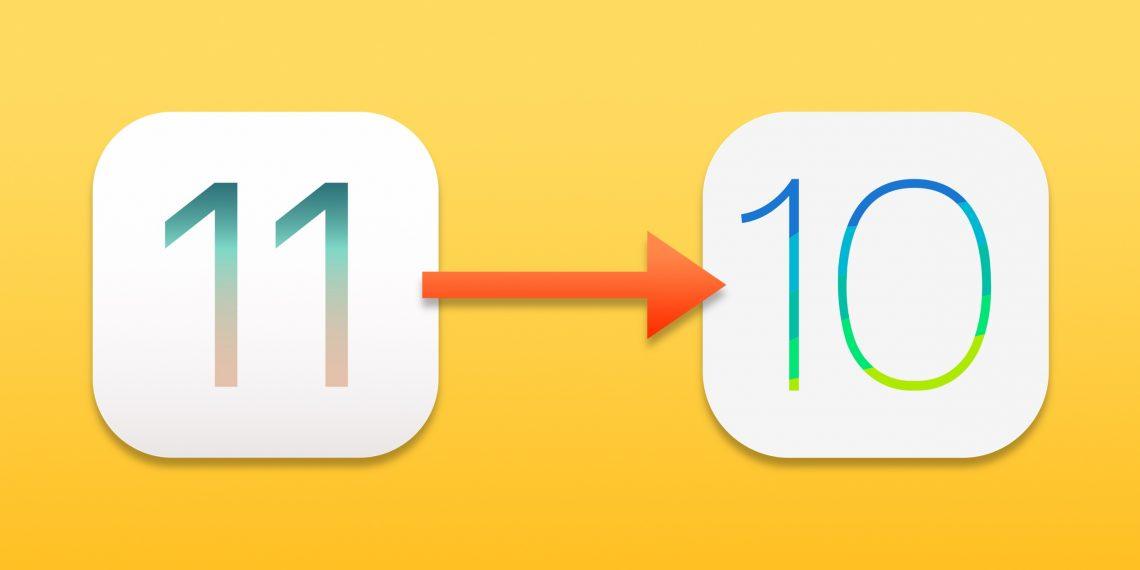 Как откатиться с iOS 11 beta 2 до iOS 10: «петля восстановления»