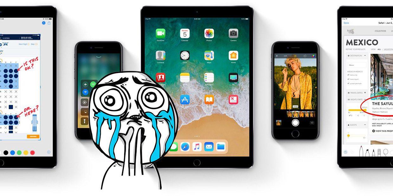Ради этих двух фишек стоило ждать iOS 11. Тим Кук, спасибо!