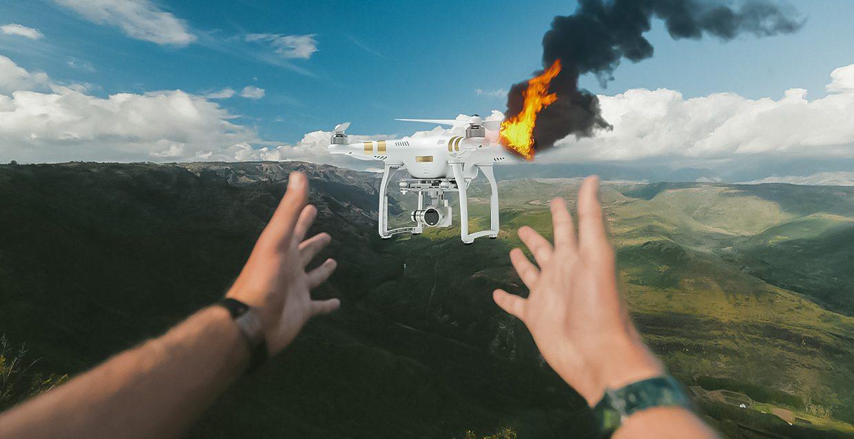Как не угробить дрон при первом же полете. Новичкам на заметку