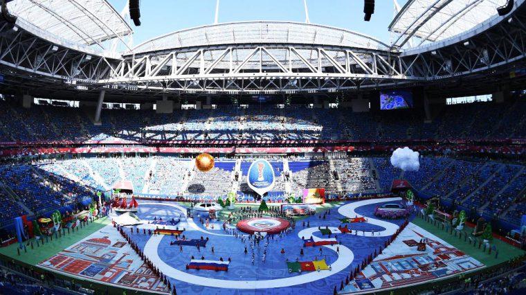 Мы были на Кубке Конфедераций в «Санкт-Петербург Арена». Стало лучше?