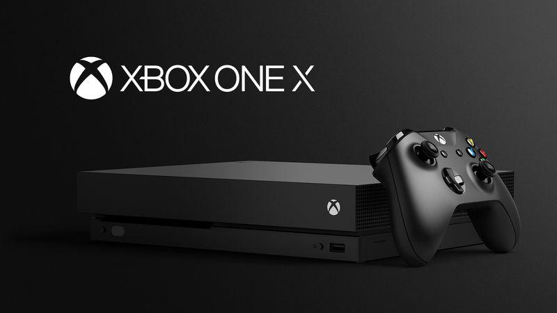 Встречайте Xbox One X: игры в 4K, 60 кадров в секунду, 22 эксклюзива