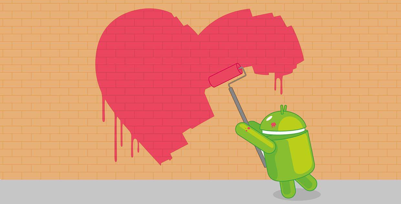 Не ожидал: внезапно полюбил Android