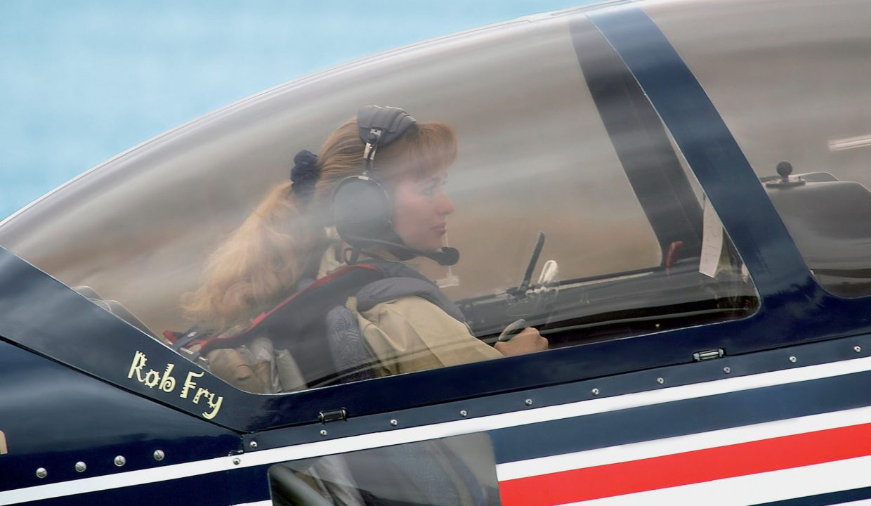 Это лучший пилот МАКС 2017. И это женщина