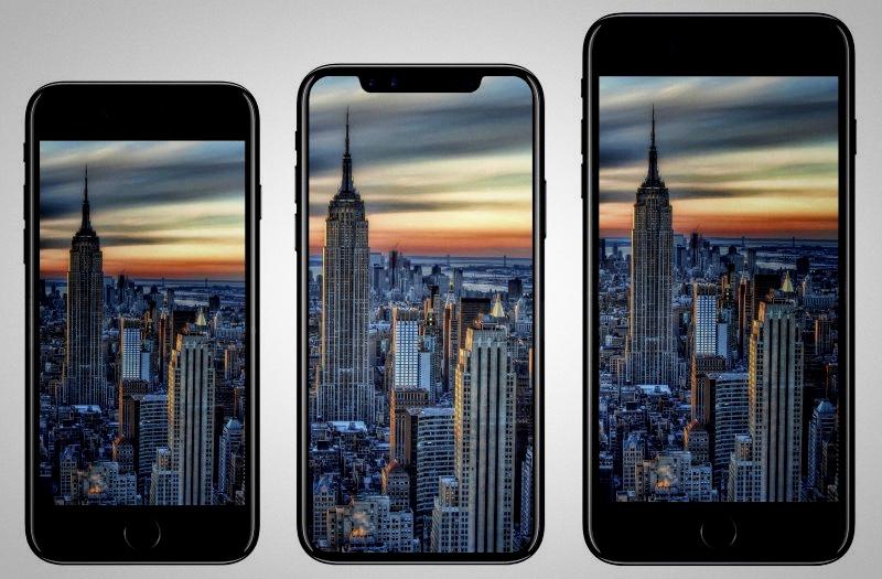 KGI: Apple откажется от Touch ID в iPhone 8