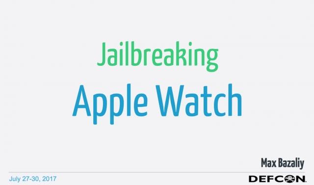 Украинский разработчик взломал Apple Watch