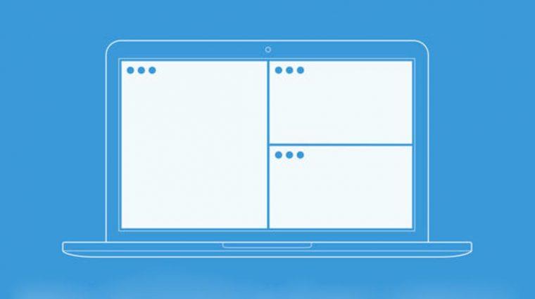 Это Magnet. Наводим порядок в окнах на Mac