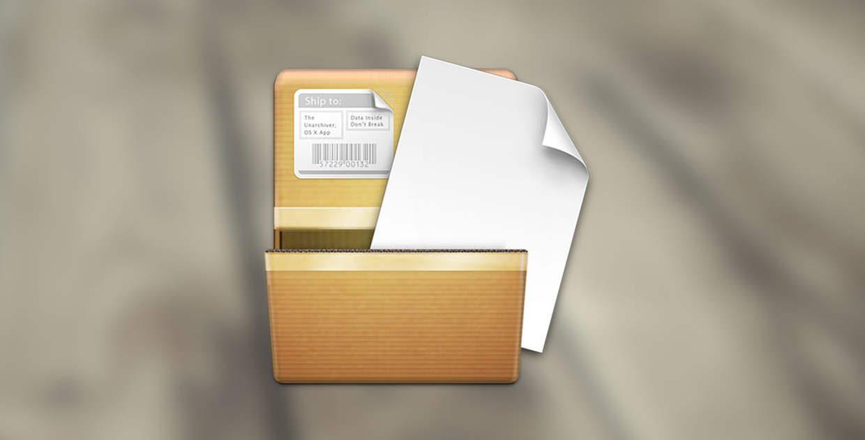 Как распаковать RAR архивы в Mac OS. Бесплатная программа