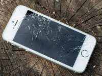 Можно ли воскресить причина от разбитого iPhone