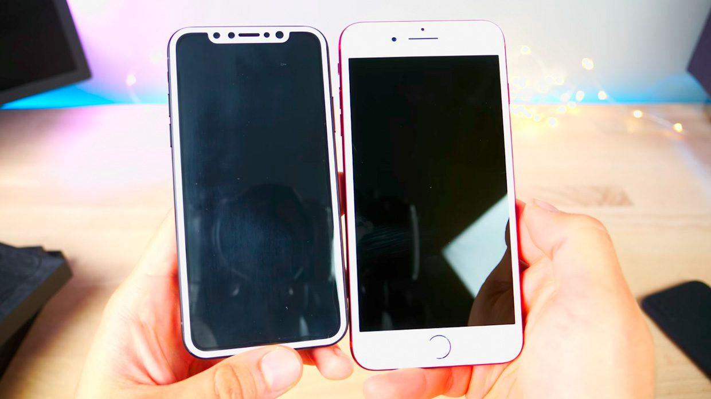 Упрямая статистика показывает, что iPhone 8 ждут немногие