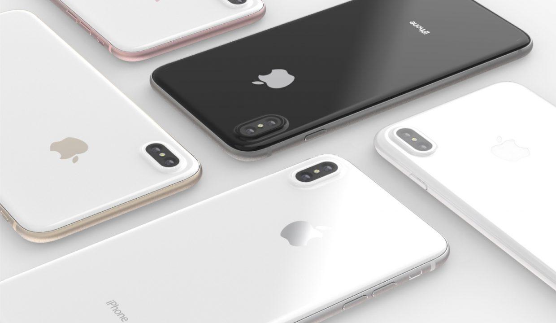 Эти рендеры iPhone 8 очень похожи на рекламные